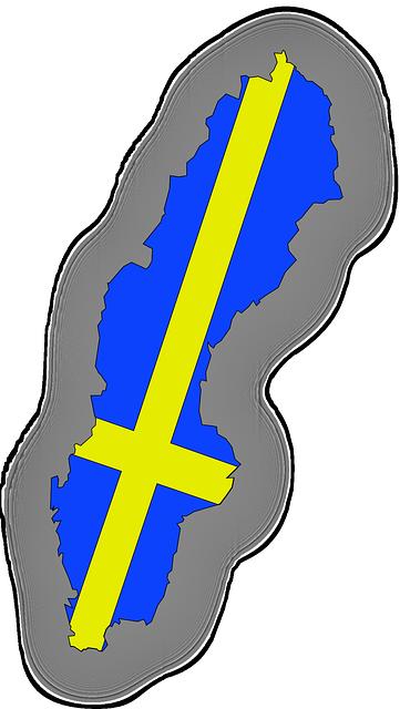 När grundades Sverige?